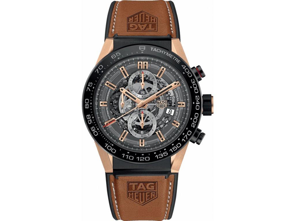 TAG Heuer Carrera CAR2A5C.FT6125  + prodloužená záruka 5 let + pojištení na rok + natahovač na hodinky ZDARMA
