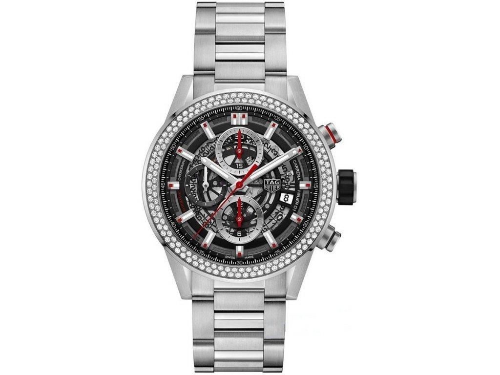 TAG Heuer Carrera CAR201P.BA0766  + možnost výměny do 90 dní + natahovač na hodinky