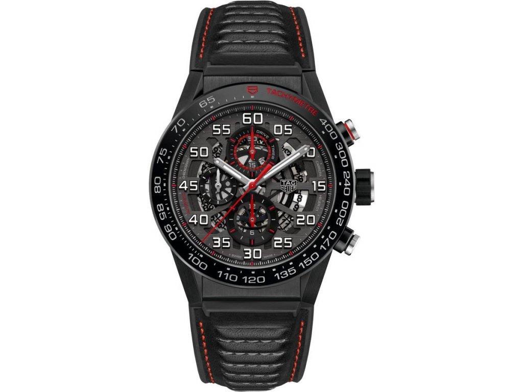 TAG Heuer Carrera CAR2A1H.FT6101  + možnost výměny do 90 dní + natahovač na hodinky