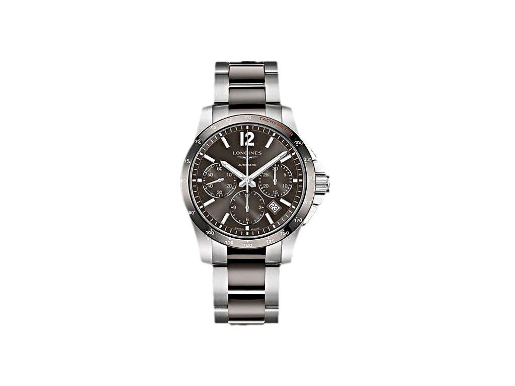 Longines L2.744.4.06.7  + natahovač na hodinky