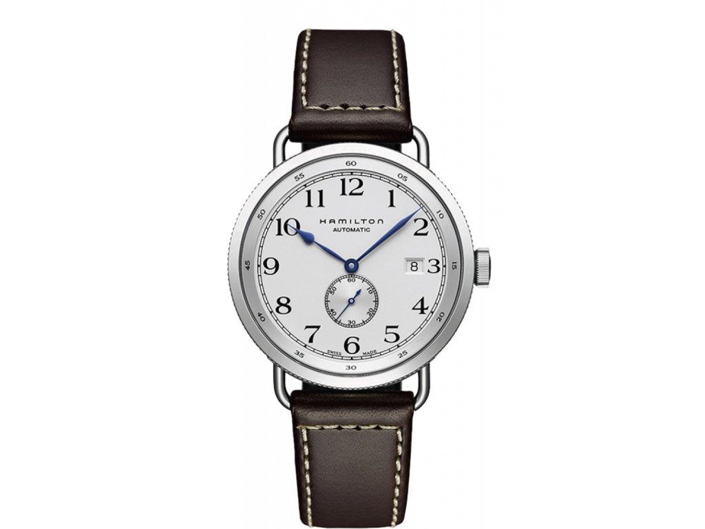 42f6a24a1 Pánské hodinky Hamilton Khaki Navy - HELVETIA hodinky šperky