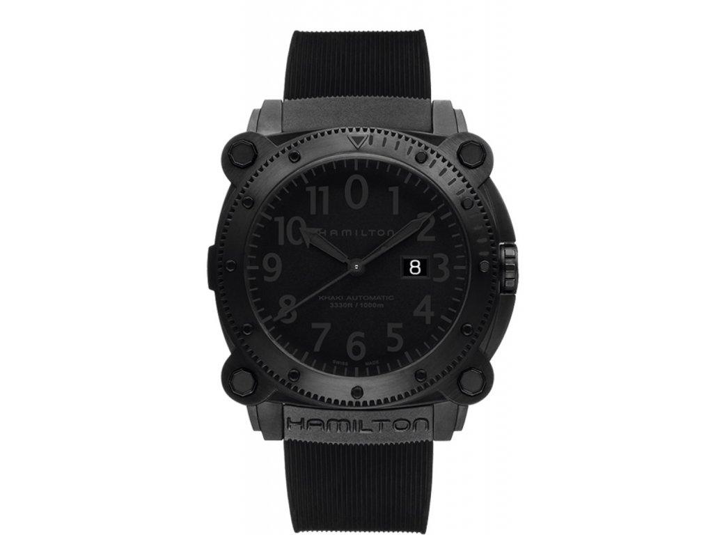 0119ce06d Sportovní hodinky Hamilton - HELVETIA hodinky šperky