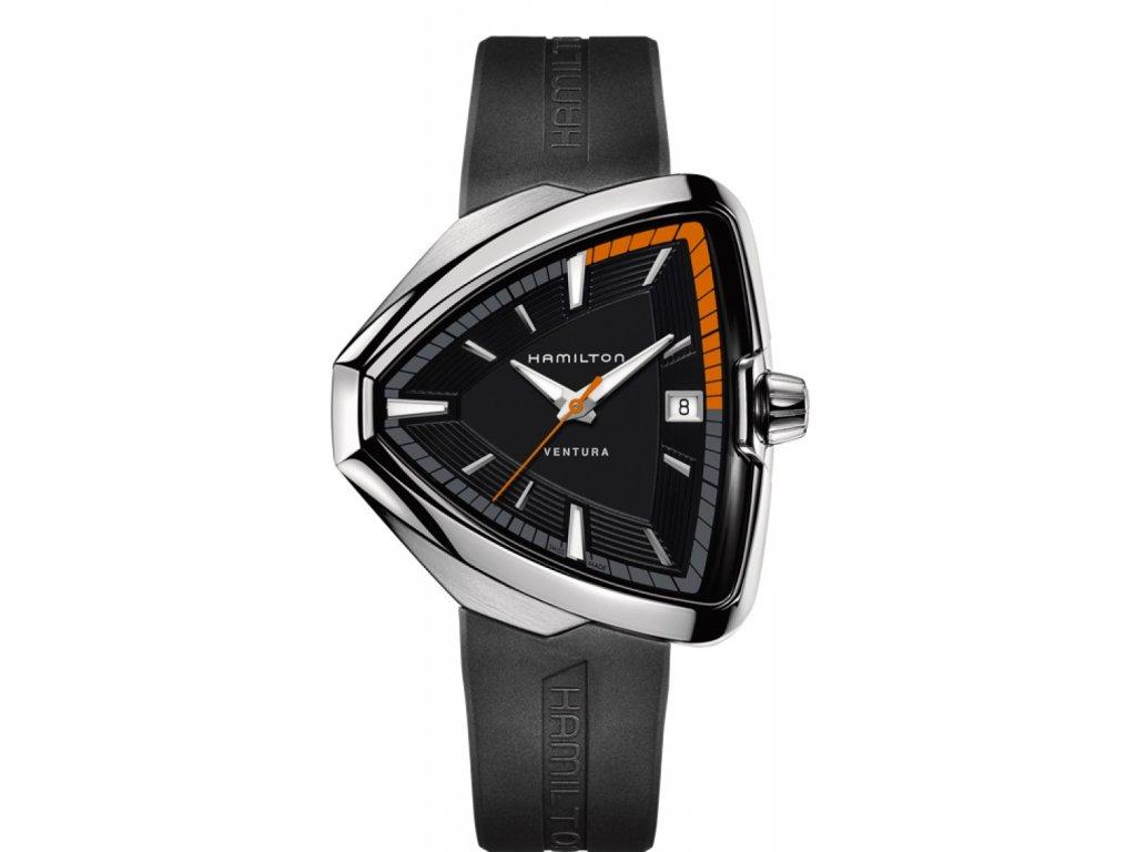 f790d8f3a9b Hamilton Ventura Elvis 80 Quartz H24551331 - HELVETIA hodinky šperky
