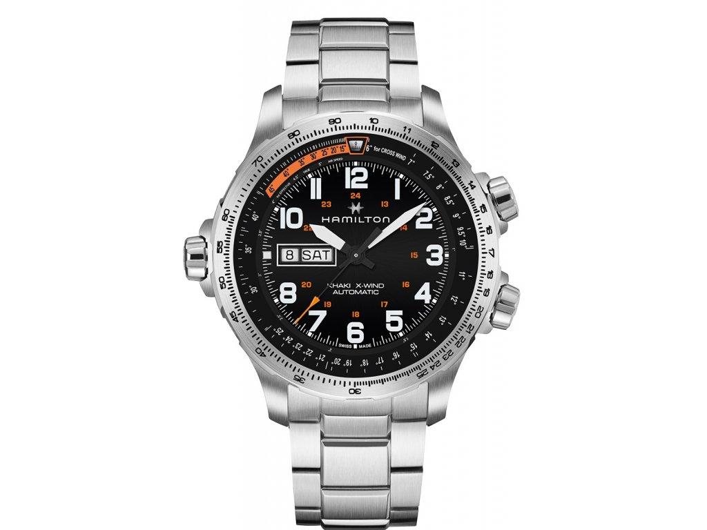 ff5f5d4de Hodinky Hamilton se šroubovací korunkou - HELVETIA hodinky šperky