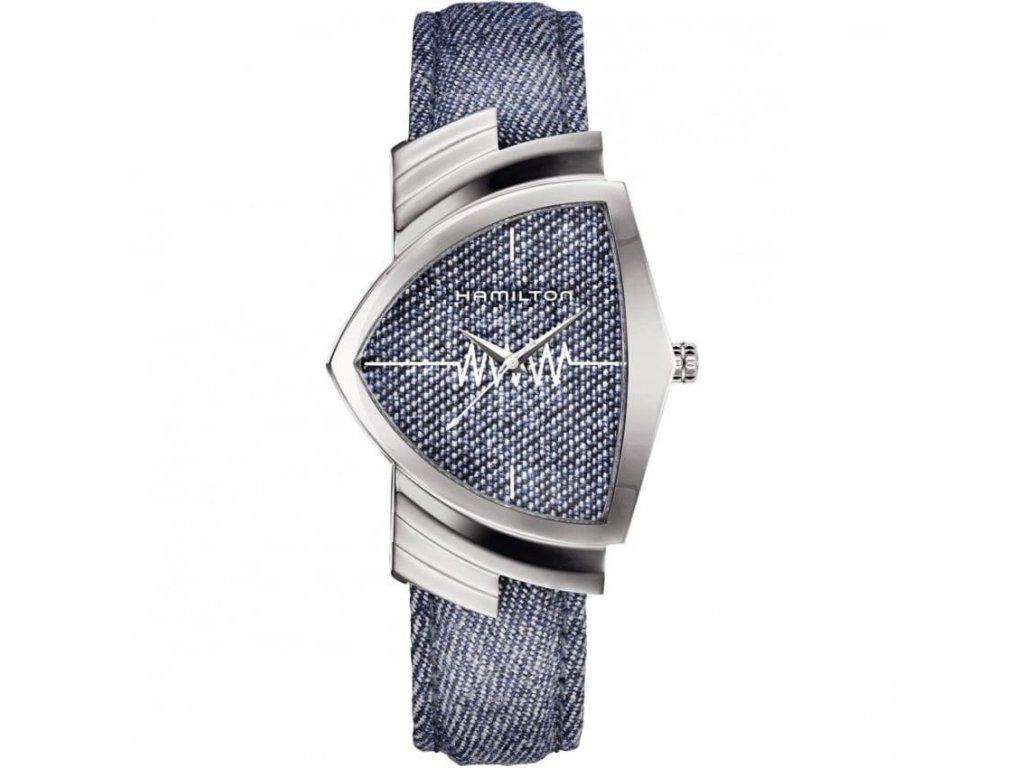 8791ef532 Pánské modré hodinky Hamilton - HELVETIA hodinky šperky