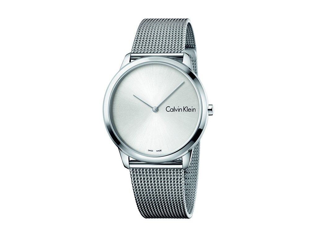 efa3ecfdaa7 Pánské žluté hodinky Calvin Klein - HELVETIA hodinky šperky