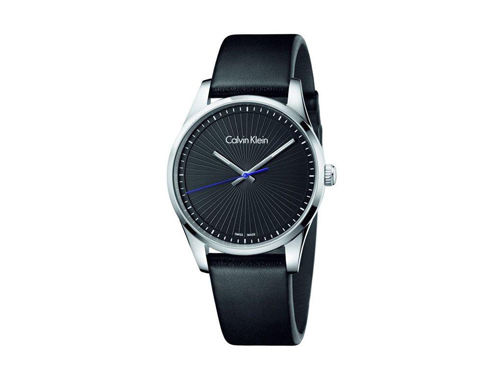 Calvin Klein Steadfast K8S211C1  + prodloužená záruka 5 let + 5 let na výměnu baterie zdarma