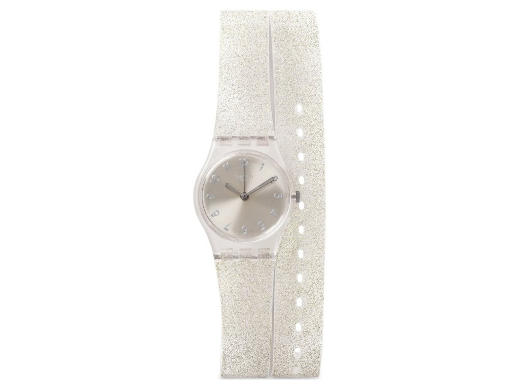 Swatch Silver Glistar LK343