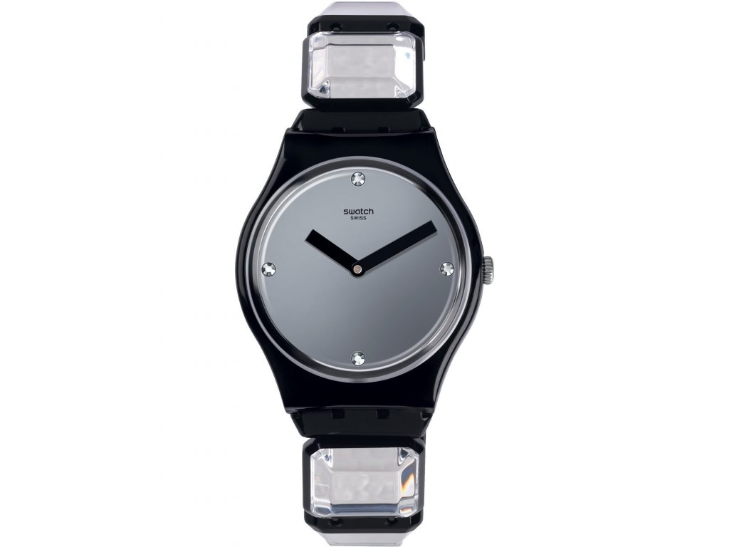 Swatch LUXY-SQUARE S GB300B
