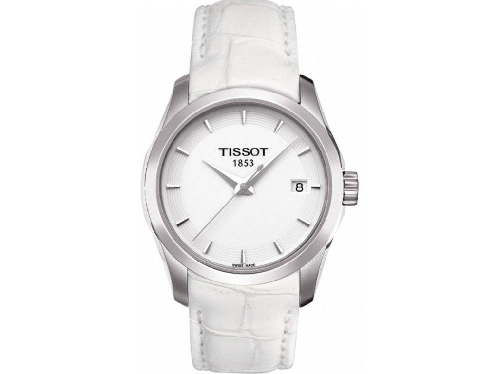 tissot couturier quartz t0352101601100 38013 1