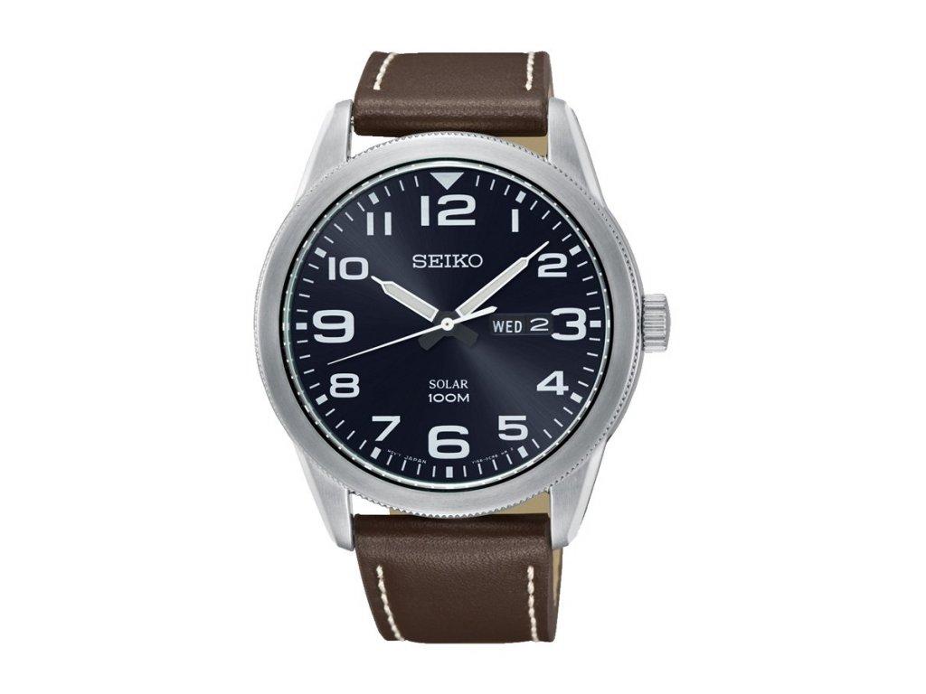 Hodinky Seiko Solar - HELVETIA hodinky šperky 16391004430