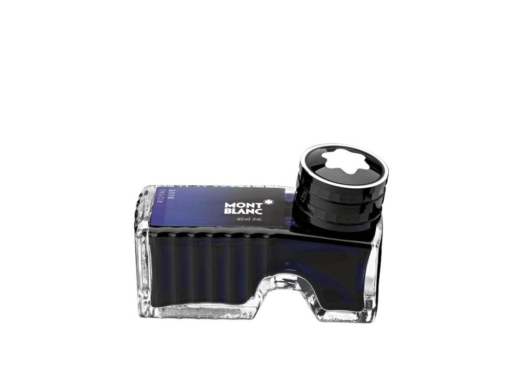 Inkoust Montblanc Royal Blue 105192  + možnost výměny do 90 dní