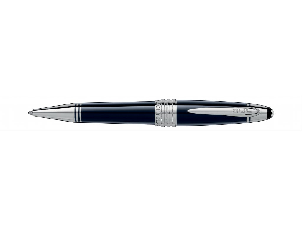 Kuličkové pero Montblanc Great Charakters J.F.Kennedy Special Edition 111046  + dárkový poukaz v hodnotě 1000Kč + toaletní voda Montblanc v hodnotě 520Kč