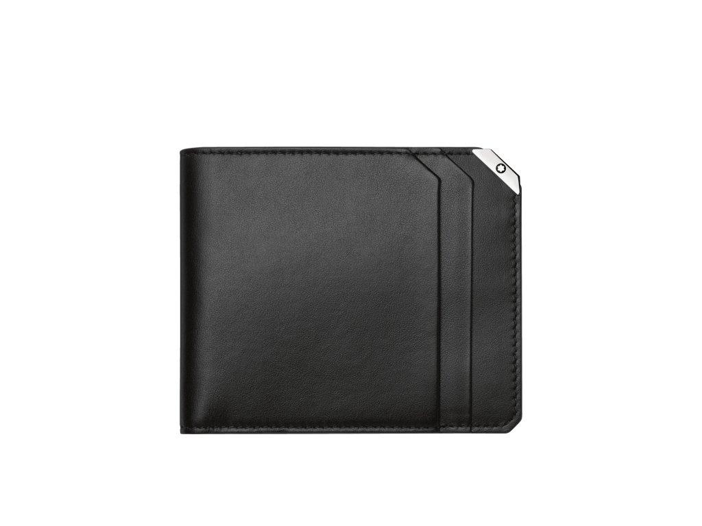 Peněženka Montblanc Urban Spirit Black 114665  + dárkový poukaz v hodnotě 500Kč
