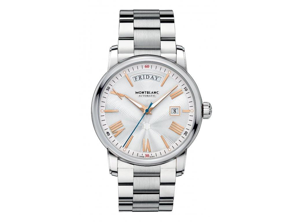 Montblanc 114854  + prodloužená záruka 5 let + pojištení na rok + natahovač na hodinky ZDARMA