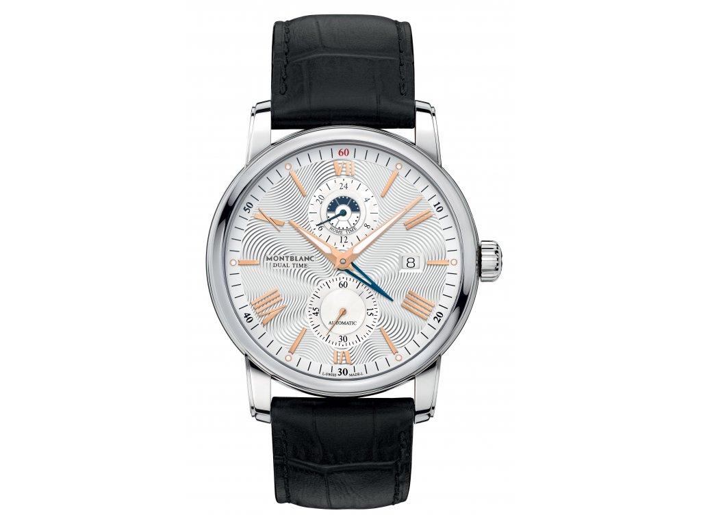 Montblanc 114857  + prodloužená záruka 5 let + pojištení na rok + natahovač na hodinky ZDARMA