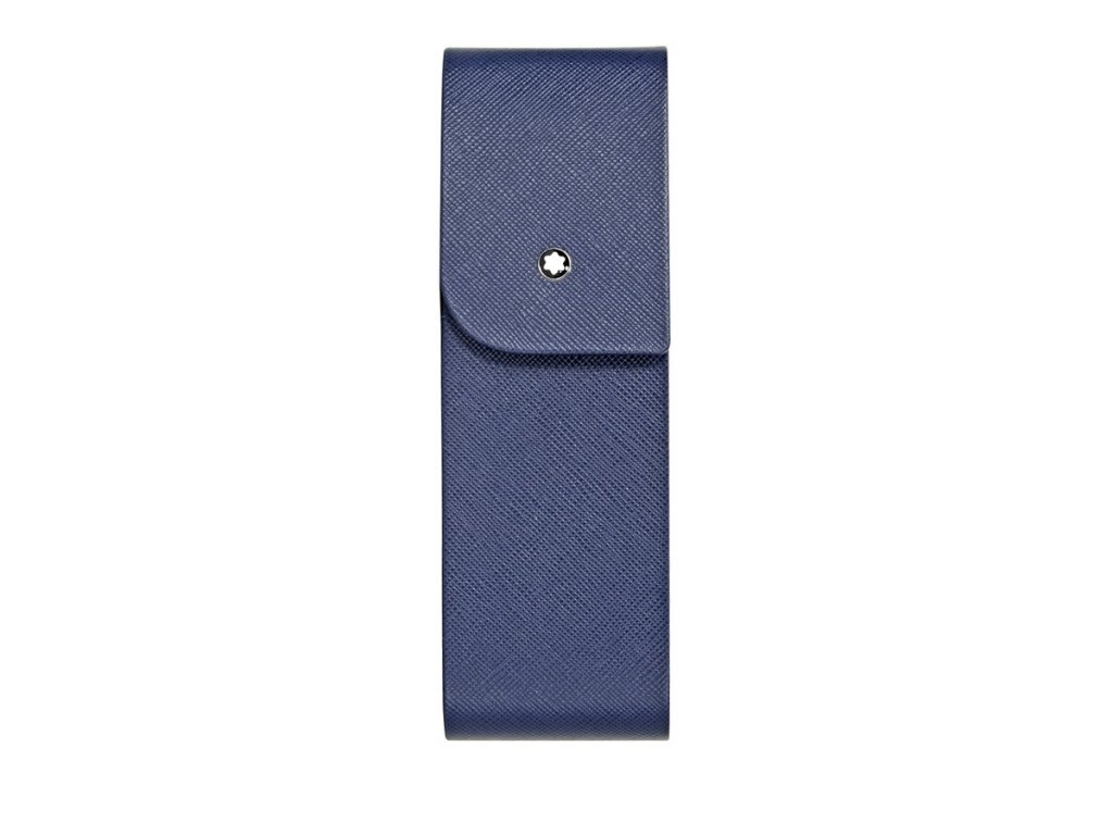 MB Sartorial 2 pen pouch hard shell Ind 115414