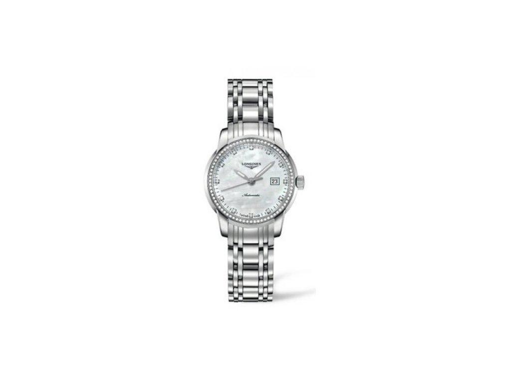 Longines Saint-Imier Collection L2.563.0.87.6  + prodloužená záruka 5 let + pojištení na rok + natahovač na hodinky ZDARMA
