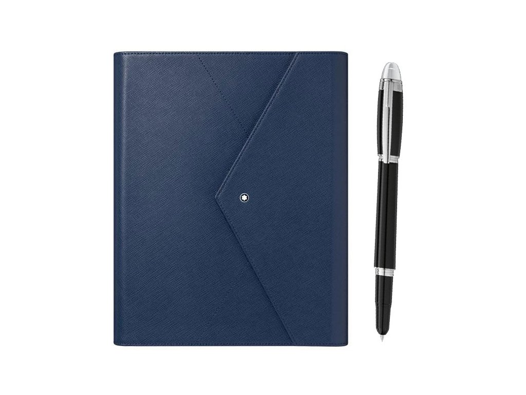 Montblanc Augmented Paper Sartorial Blue 1