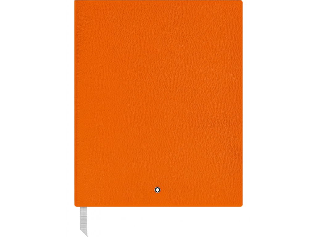 Notes Montblanc Fine Stationery Lucky Orange 116224