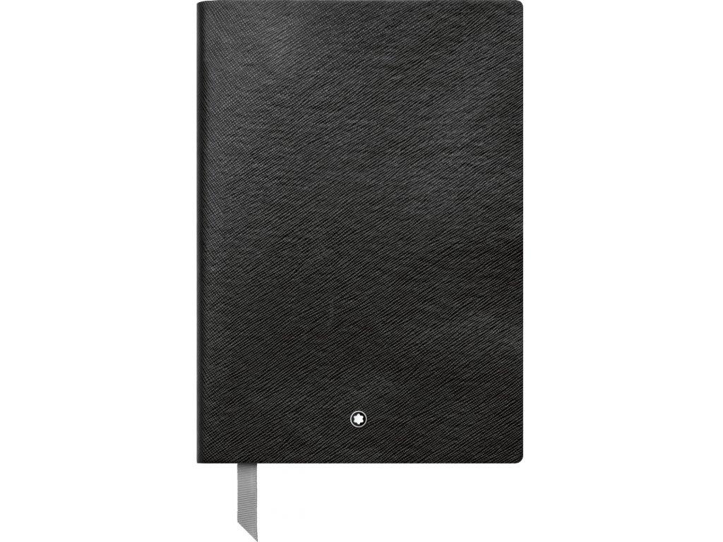 Notes Montblanc Fine Stationery Black 116401