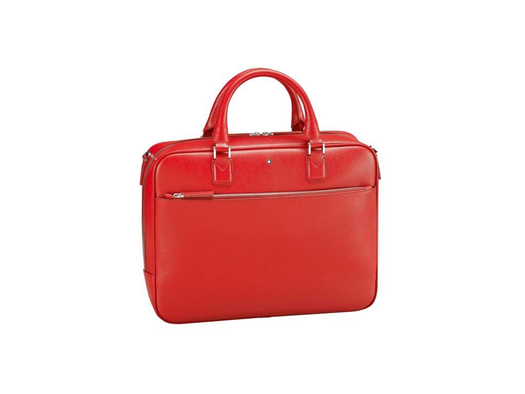Aktovka Montblanc Sartorial Red 113632  + dárkový poukaz v hodnotě 1000Kč