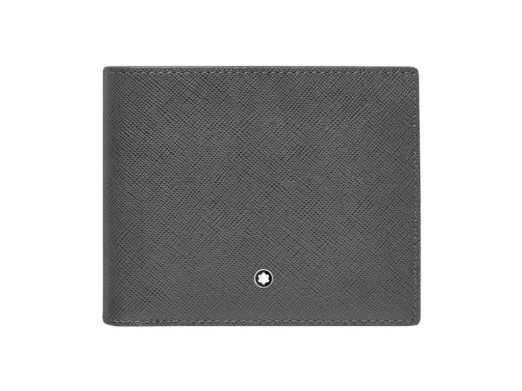 Peněženka Montblanc Sartorial Dark Grey 116333