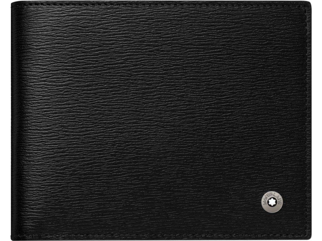 Peněženka Montblanc Sartorial Westside 114686  + dárkový poukaz v hodnotě 500Kč