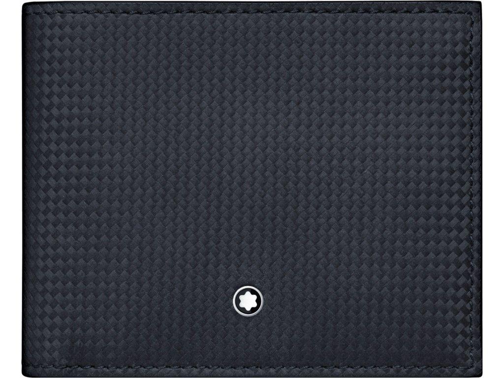 Peněženka Montblanc Extreme Blue 116362  + dárkový poukaz v hodnotě 500Kč