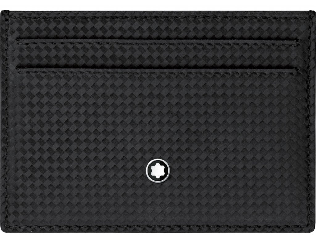 Pouzdro na kreditní karty Montblanc Extreme Black 114638