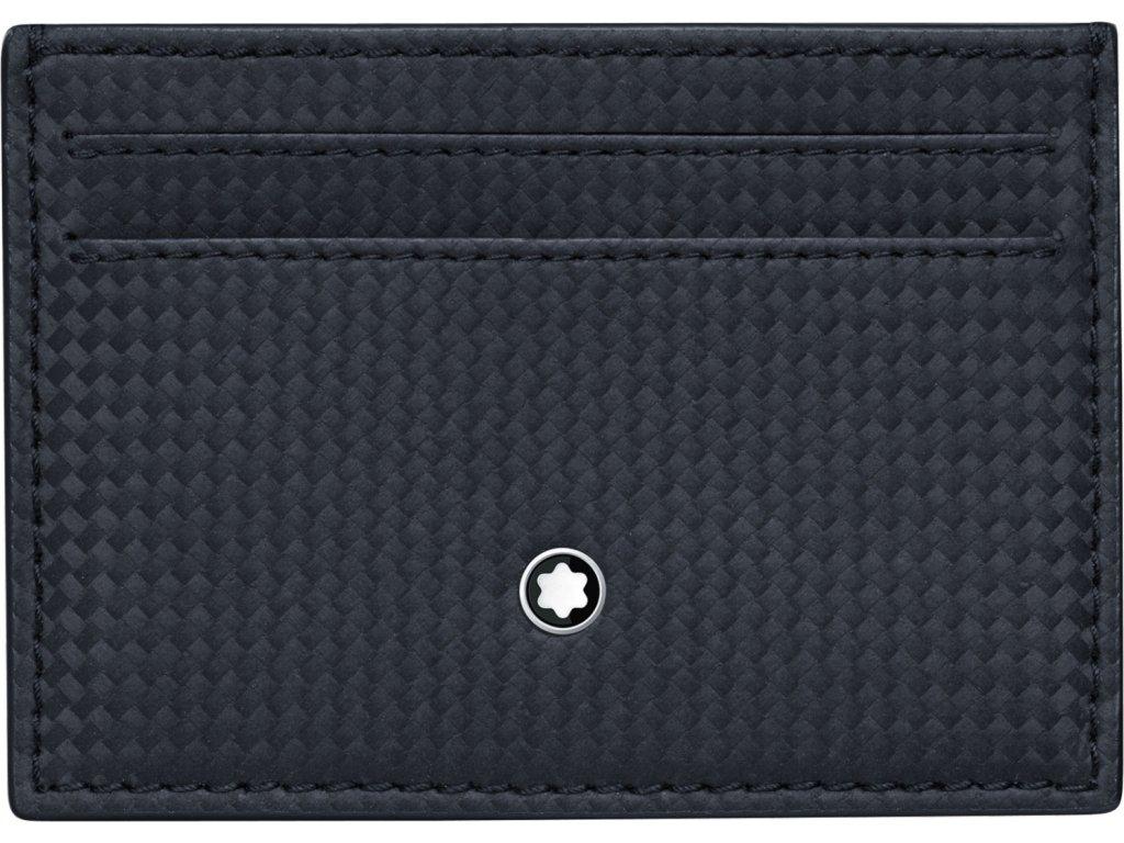 Pouzdro na kreditní karty Montblanc Extreme Blue 116364