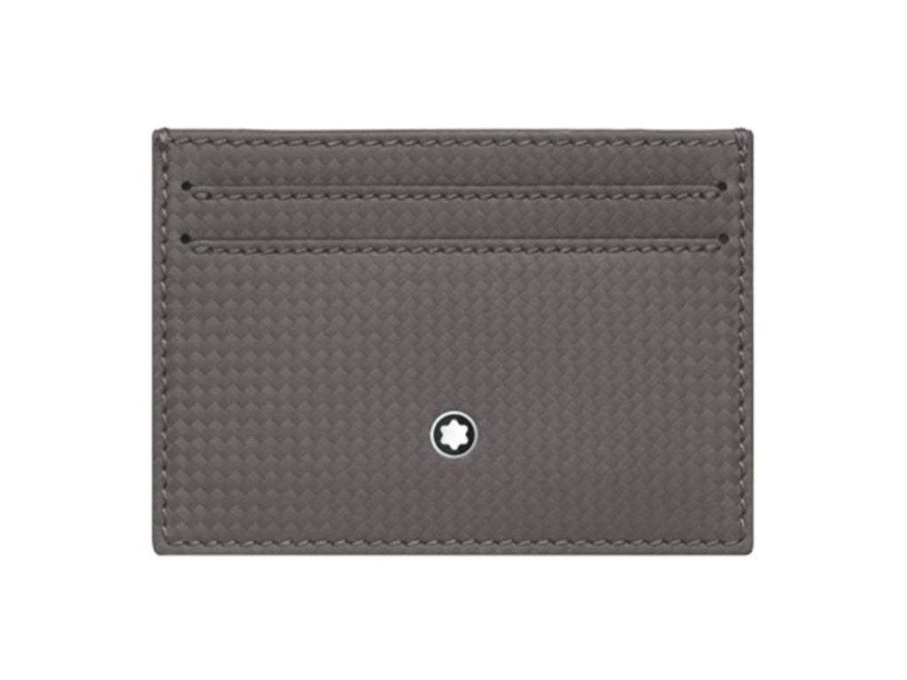 Pouzdro na kreditní karty Montblanc Extreme Grey 116365