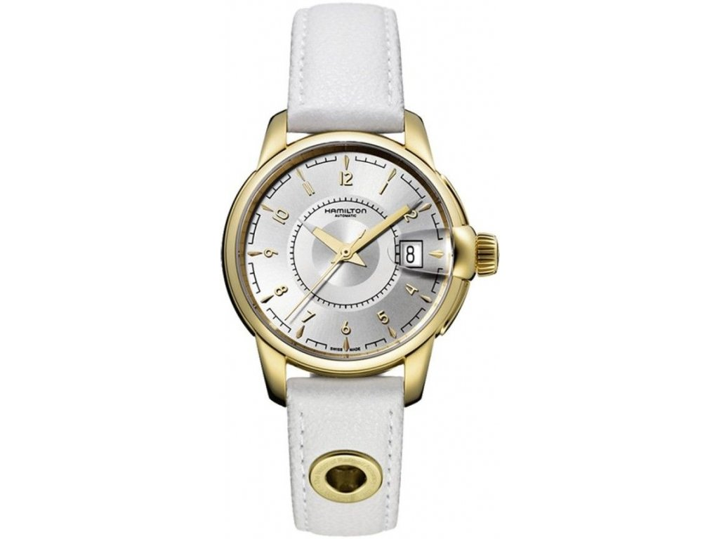 7274518ad Dámské hodinky Hamilton - HELVETIA hodinky šperky