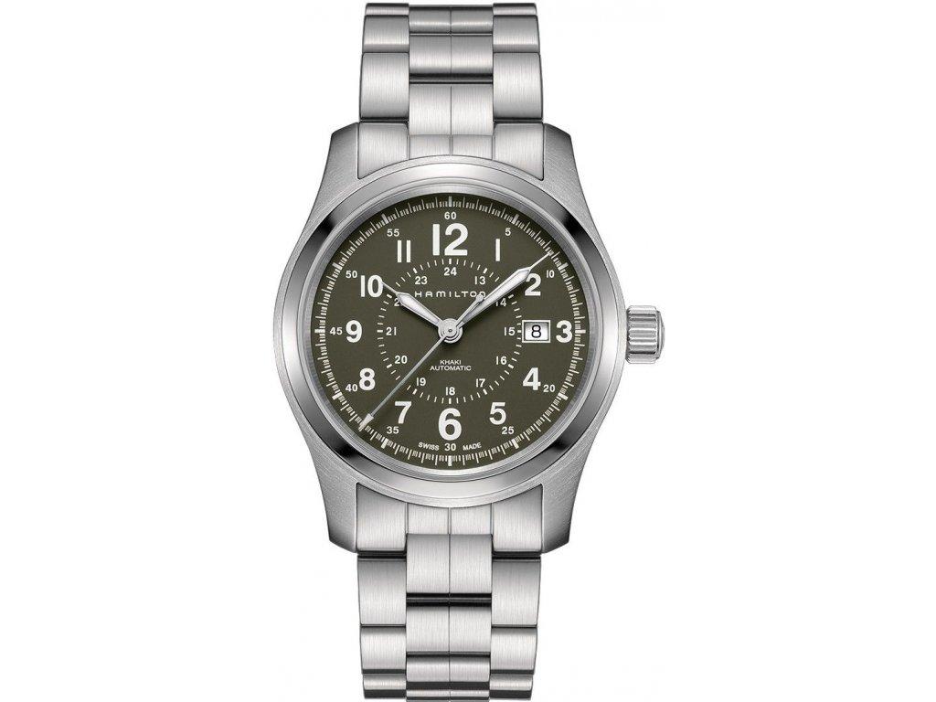 621b67877 Hamilton - HELVETIA hodinky šperky
