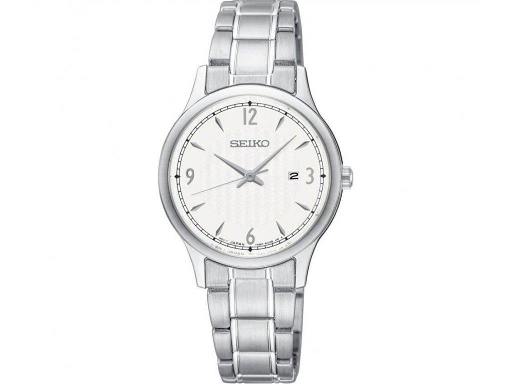 31aa55325b6 Dámské Seiko voděodolné hodinky 100 m (10 bar) - HELVETIA hodinky šperky