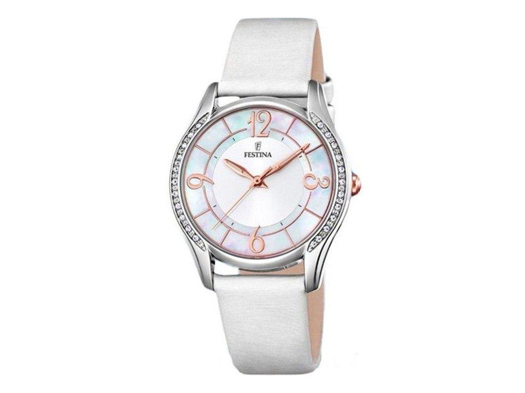 Dámské hodinky Festina Trend - HELVETIA hodinky šperky 03add1954dc
