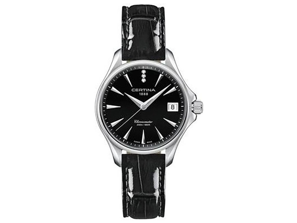 certina ds action lady chronometer c0320511605600 172226 190199