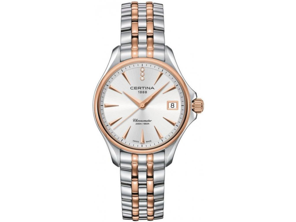 certina ds action lady chronometer c0320512203600 172228 190636