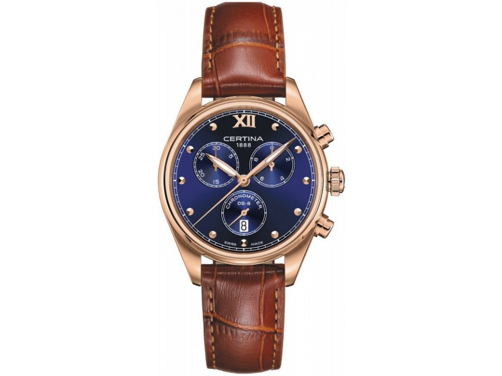 certina ds 8 lady chronograph chronometer c0332343604801 172241 190642