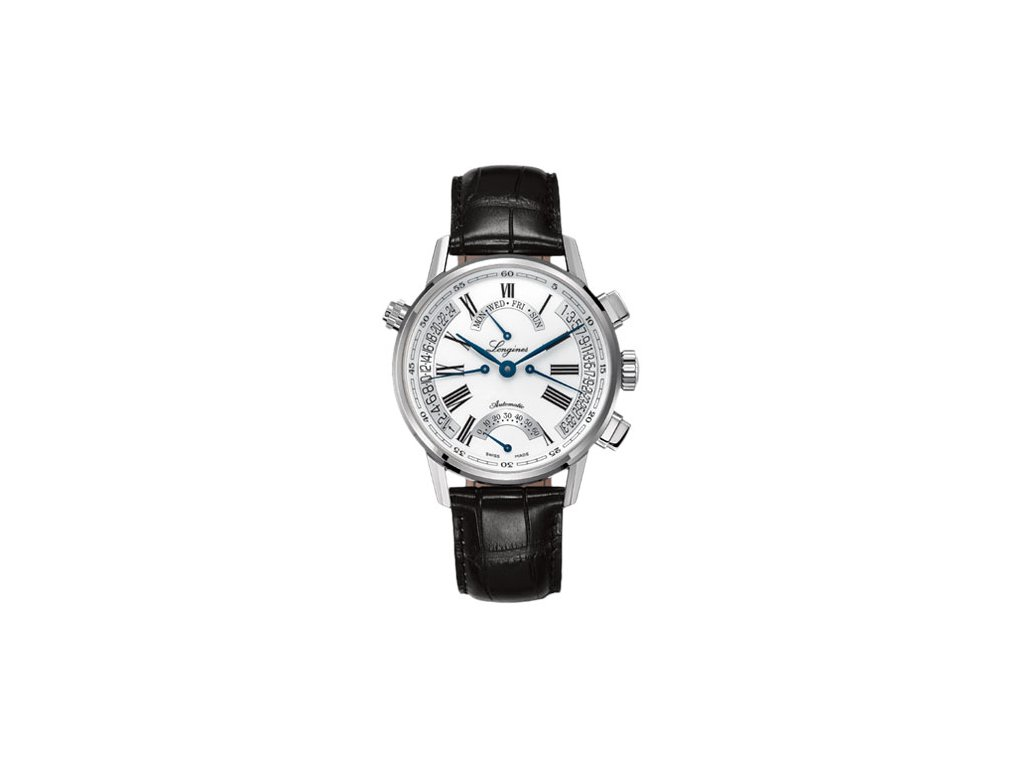 Longines Heritage Retrograde L4.797.4.71.2