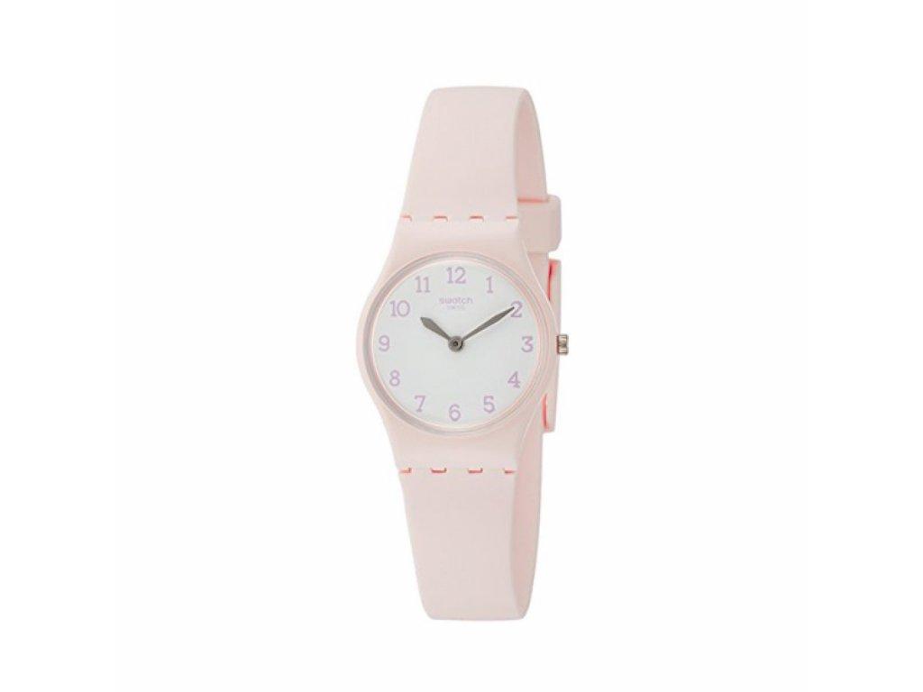 swatch pinkbelle women s watch pink lp150