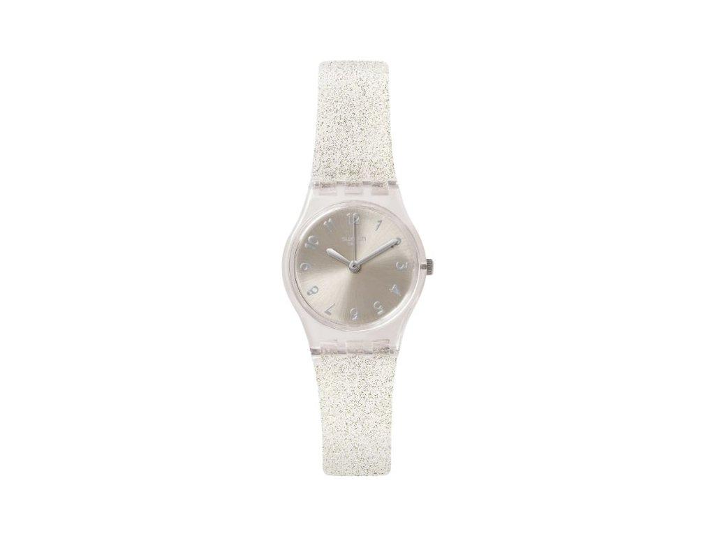 Swatch Silver Glistar LK343E