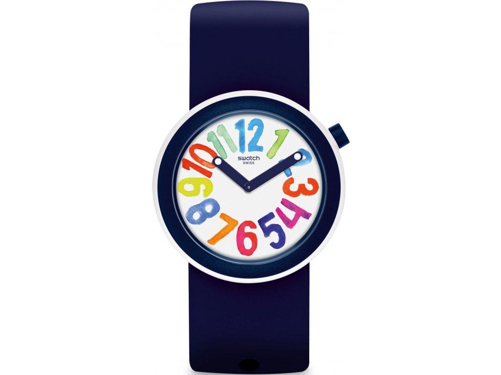 swatch popnumber pnw107 175905 187000