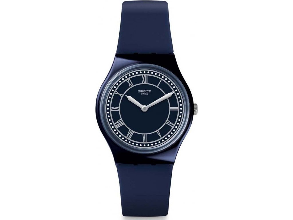 swatch blue ben gn254 160877 181370