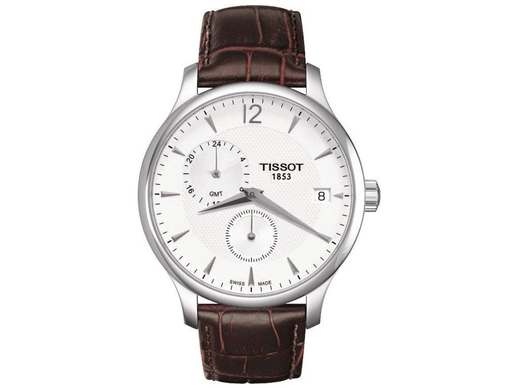 tissot tradition quartz t0636391603700 38234 6