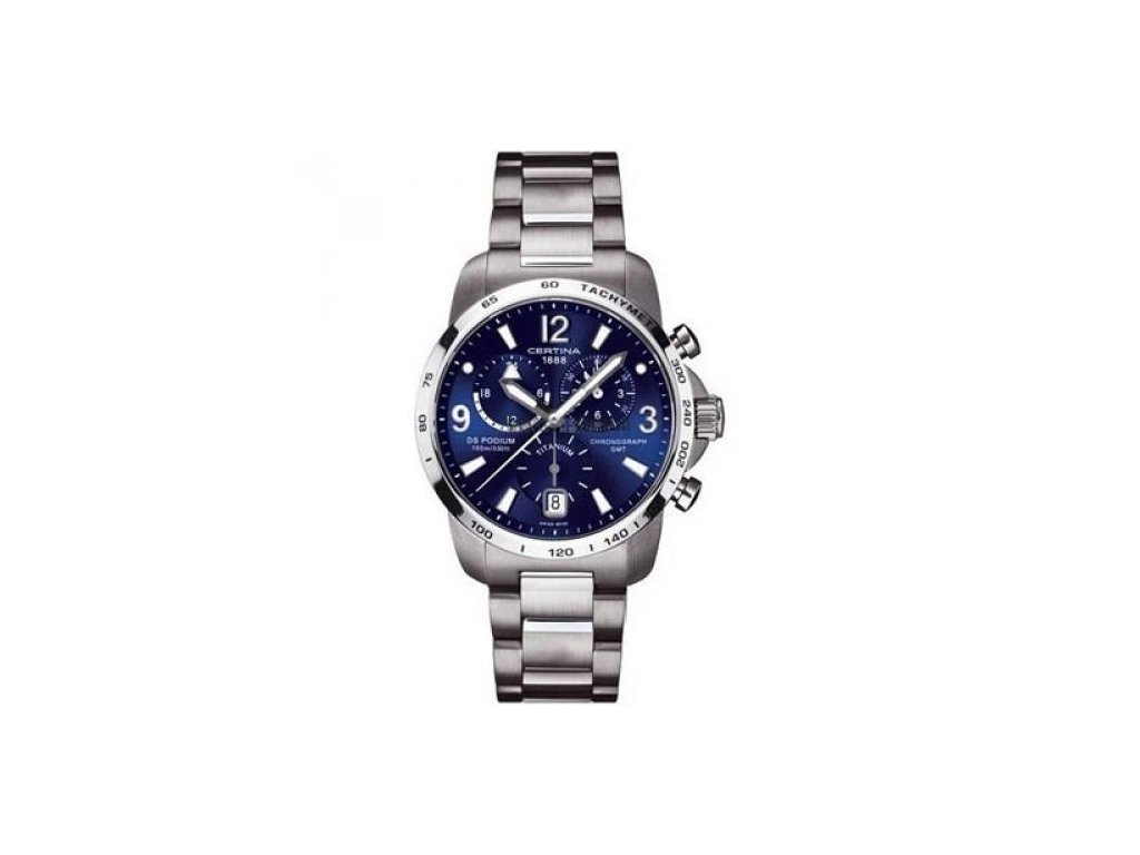 Certina DS Podium GMT C001.639.44.047.00