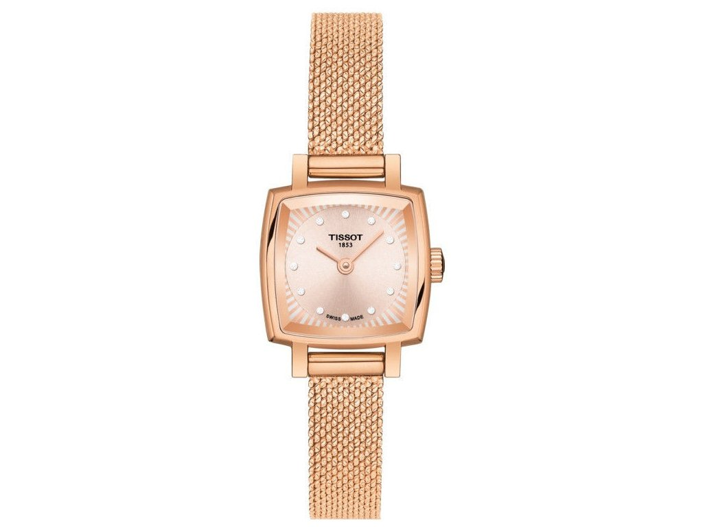 tissot lovely square lady quartz t0581093345600 179847 193328