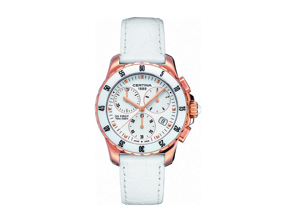 Certina DS First Lady Ceramic C014.217.36.011.00