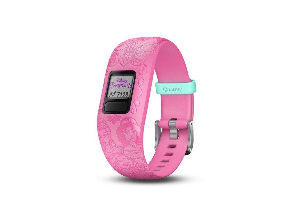 Garmin Vívofit junior2 Disney Princess Pink  + možnost výměny do 90 dní