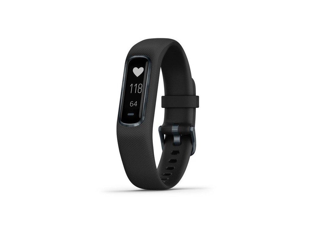 Garmin VivoSmart4  Optic Black (velikost S/M)